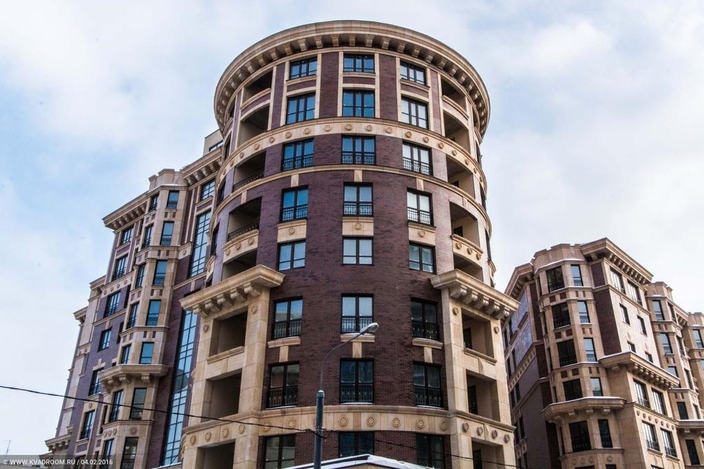 """Cвой видовой этаж 550кв.м. в ЖК """"Royal House on Yauza"""" - Фото 38"""