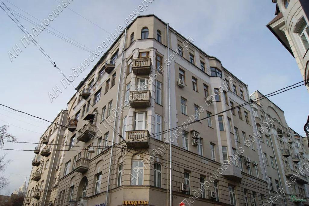М. Кропоткинская, Староконюшенный переулок, 5/14 / 5-комн. квартира / . - Фото 19