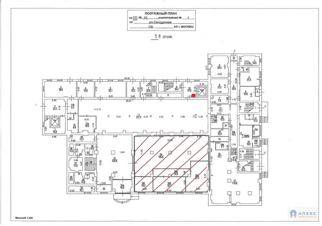 Аренда помещения (псн) пл. 275 м2 под аптеку, банк, бытовые услуги, . - Фото 7