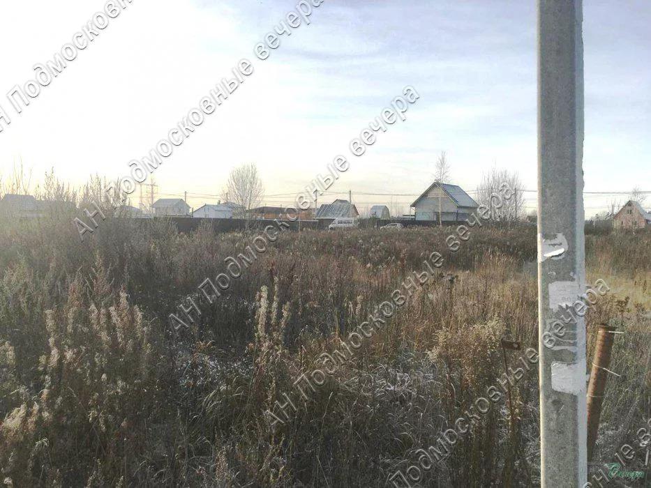 Пятницкое ш. 18 км от МКАД, Брехово, Участок 12 сот. - Фото 1