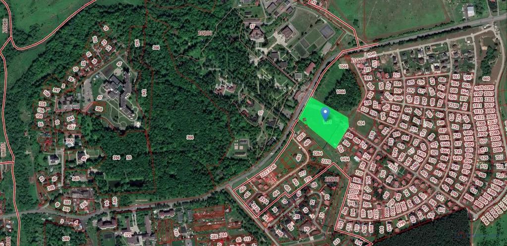Продажа участка, Софьино, Краснопахорское с. п, Софьино - Фото 5