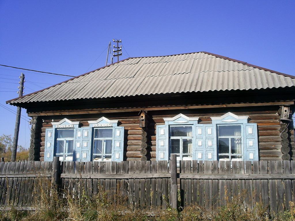 Дом с.Большое Раково - Фото 0