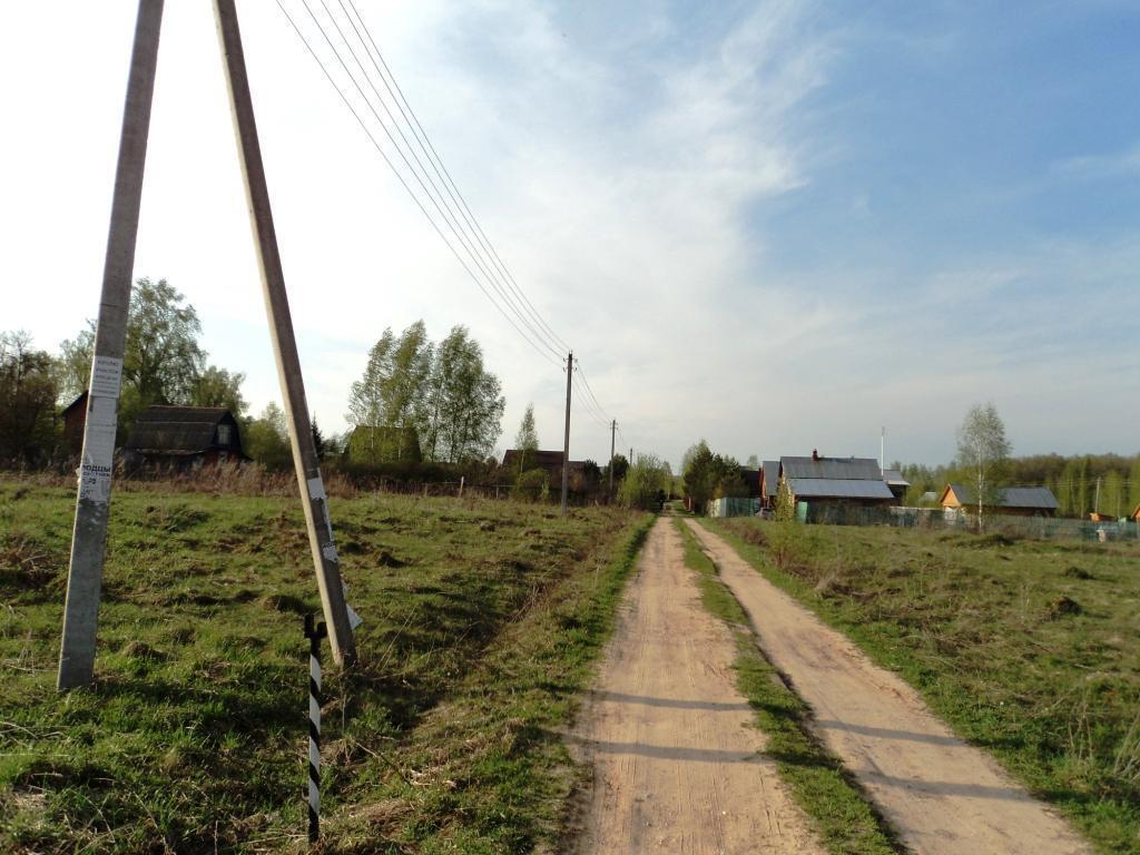 12 соток на берегу озера, МО, Рузский р-н. - Фото 3