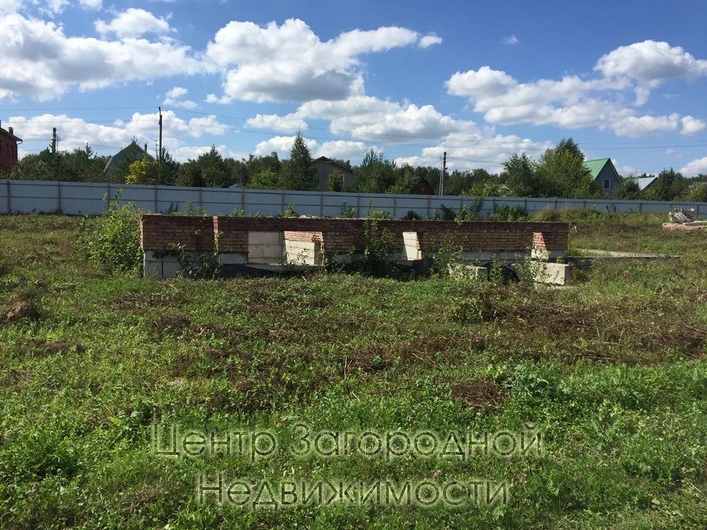Участок, Каширское ш, Новорязанское ш, 20 км от МКАД, Большое . - Фото 0
