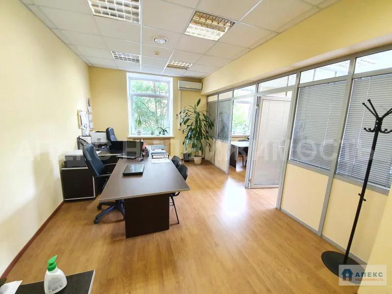 Аренда офиса 155 м2 м. Профсоюзная в бизнес-центре класса В в . - Фото 0