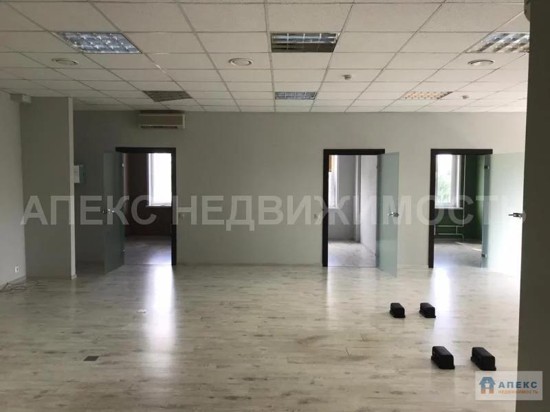 Аренда офиса 107 м2 м. Белорусская в бизнес-центре класса С в Тверской - Фото 4