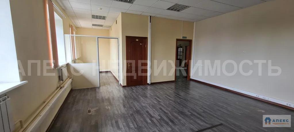 Аренда офиса 112 м2 м. Улица академика Янгеля в бизнес-центре класса В . - Фото 3