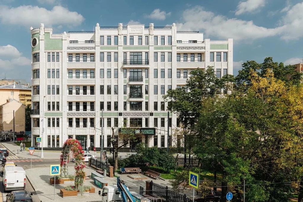 Продажа квартиры, Покровский б-р. - Фото 0