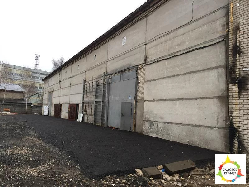 Под склад, производство, 140 метров, теплый, выс. потолка:6/8 м, огор - Фото 2