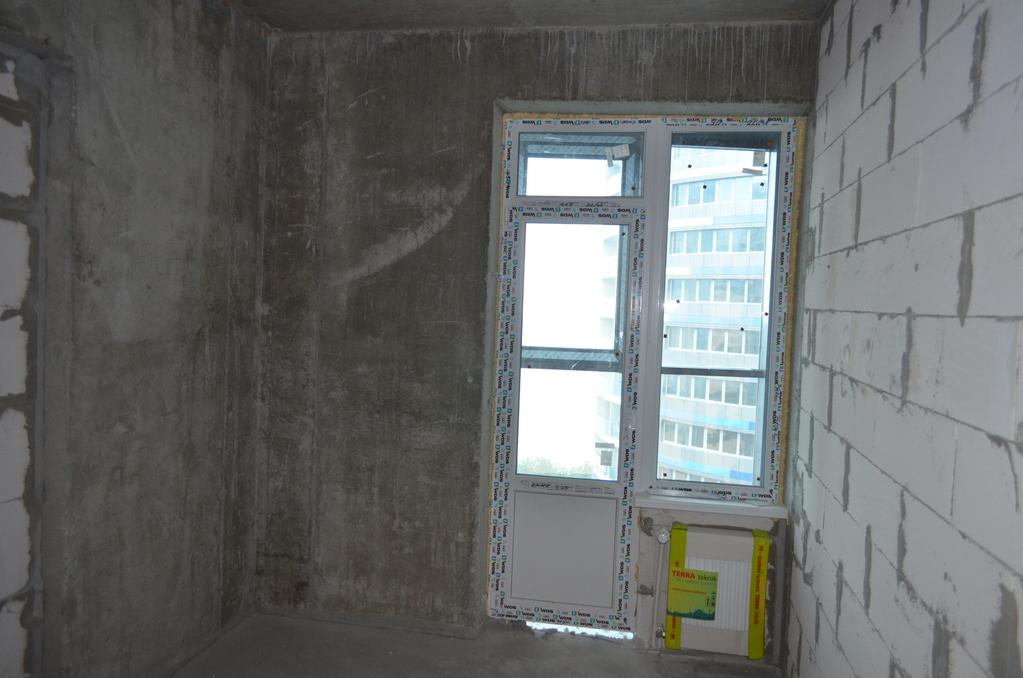 1-ком квартира в 200 м от моря в Парке - Фото 13