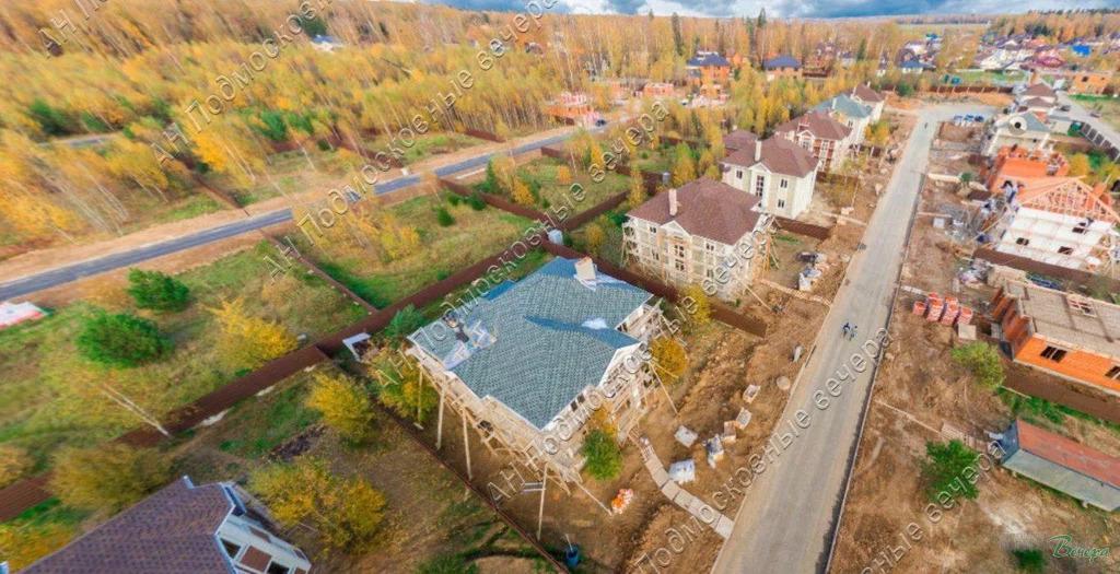 Калужское ш. 30 км от МКАД, Шарапово, Участок 8.27 сот. - Фото 11