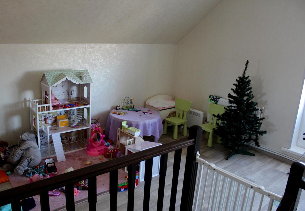 Зимний коттедж с гостевым домом и гаражом - Фото 14