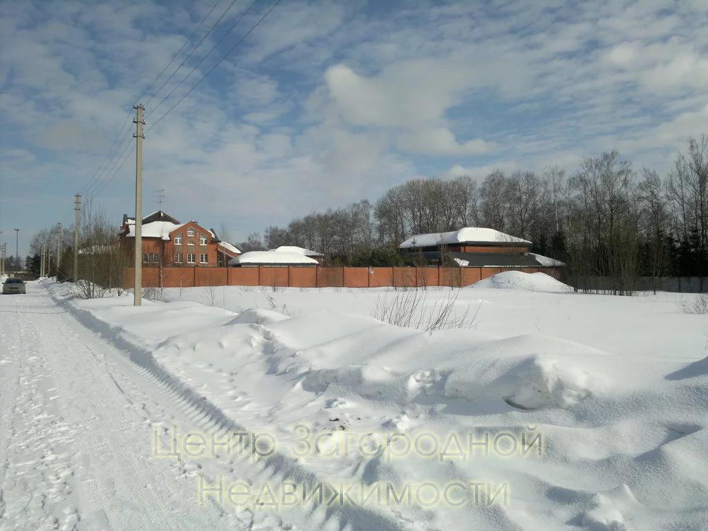 Участок, Калужское ш, 40 км от МКАД, Сахарово д. (Подольский р-н), . - Фото 0