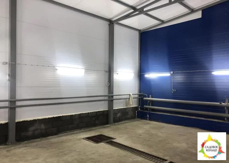 Новое капитальное теплое помещение под производство, высота потолка 5- - Фото 2