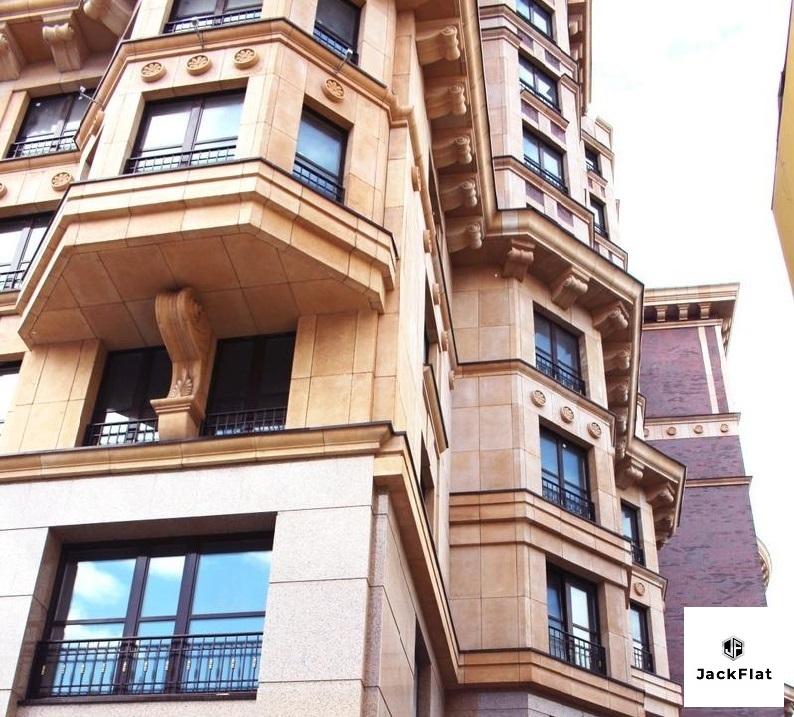 ЖК Royal House on Yauza - 2-х кв-ра, 104кв.м. с дизайнерским ремонтом. - Фото 39