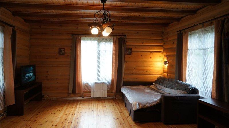 Двухэтажный домик с русской баней в пос. Мельничный Ручей - Фото 4