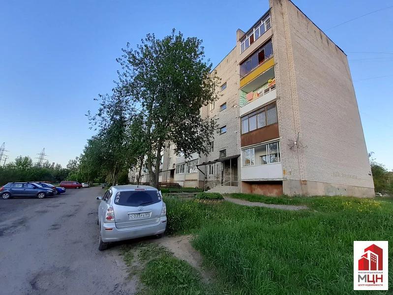 Продается квартира Тверская обл, Конаковский р-н, пгт Новозавидовский, . - Фото 4