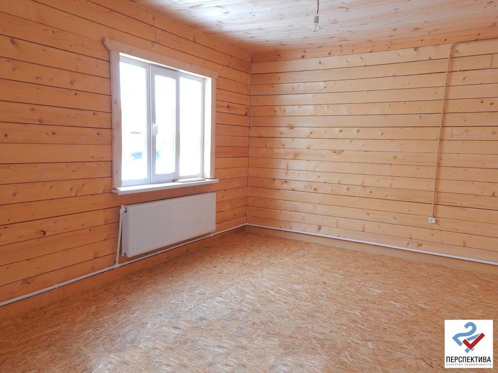 Одноэтажный дом из бруса, общей площадью 70 кв.м, на земельном участк - Фото 9