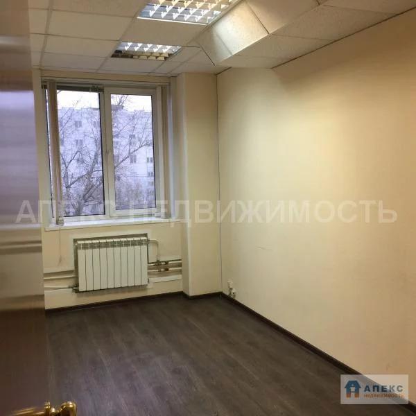 Аренда офиса 70 м2 м. Нагатинская в бизнес-центре класса В в Нагорный - Фото 4