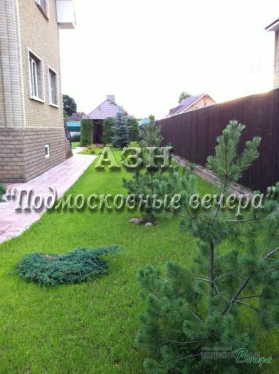 Киевское ш. 12 км от МКАД, Валуево, Коттедж 400 кв. м - Фото 4
