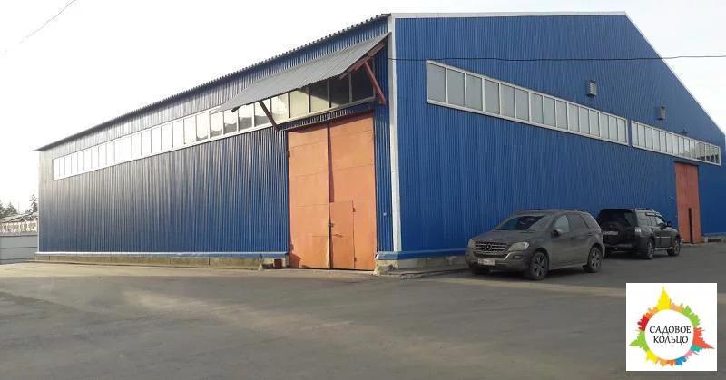 Сдаю склад. Холодное складское помещение в Складском комплексе на охра - Фото 5