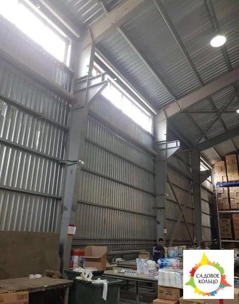 Производственно-складское отдельно стоящее здание на охраняемой террит - Фото 1