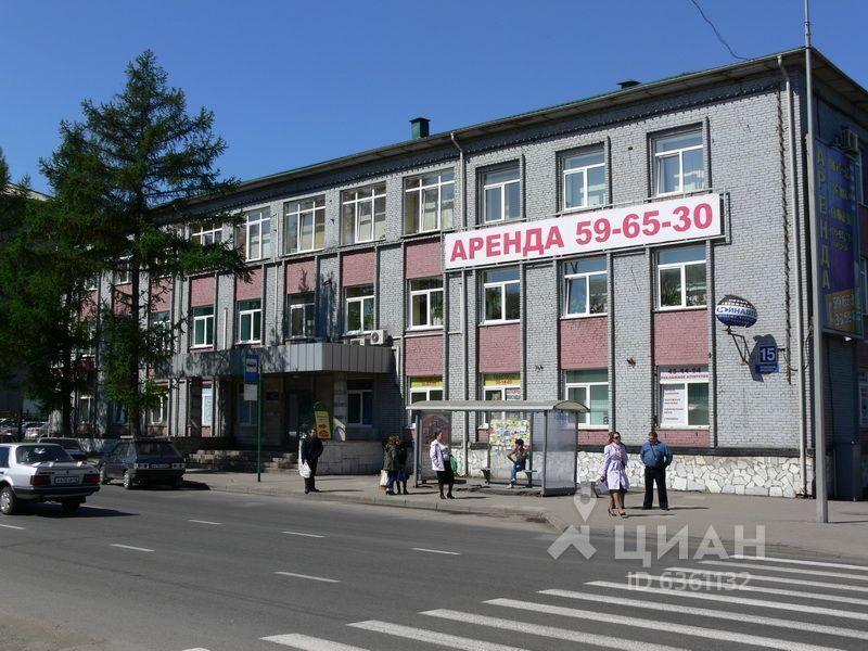 Офис в Кемеровская область, Кемерово Кузнецкий просп, 15 (26.0 м) - Фото 0