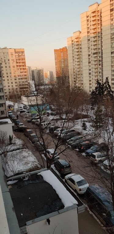 4-х комнатная квартира м.Братиславская - Фото 18