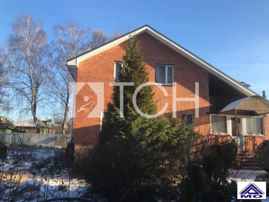 Продажа дома, Анискино, Щелковский район, Октябрьский пер. - Фото 0