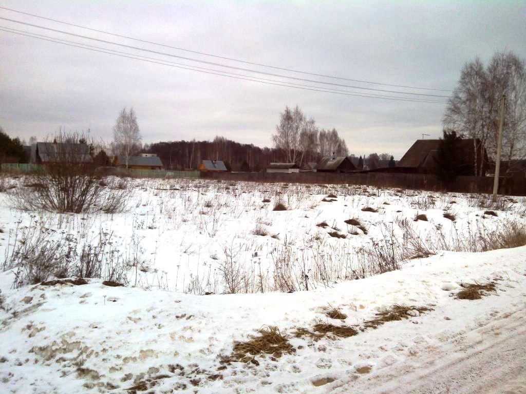12 соток на берегу озера, МО, Рузский р-н. - Фото 9