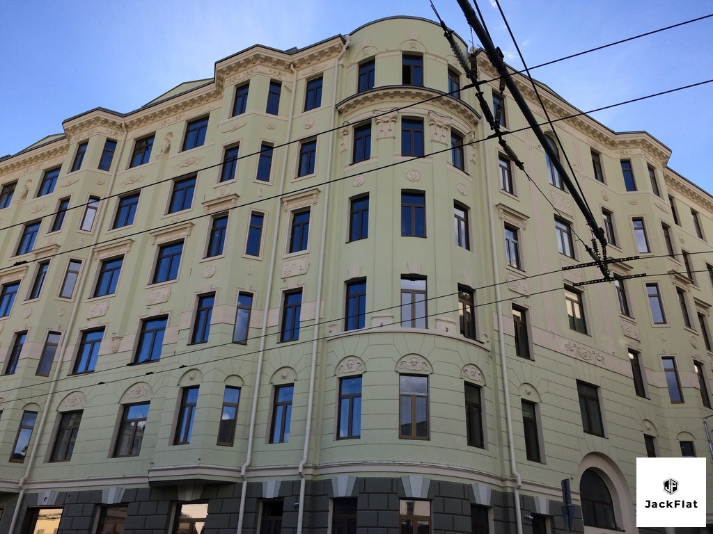 "ЖК ""Полянка,44"", особняк Камелия, 9-ти комнатная кв-ра-270кв.м, 6 этаж - Фото 11"
