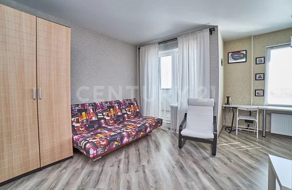 Продажа квартиры-студии 32,2 м на 3/10 этаже панельного дома на ул. - Фото 2