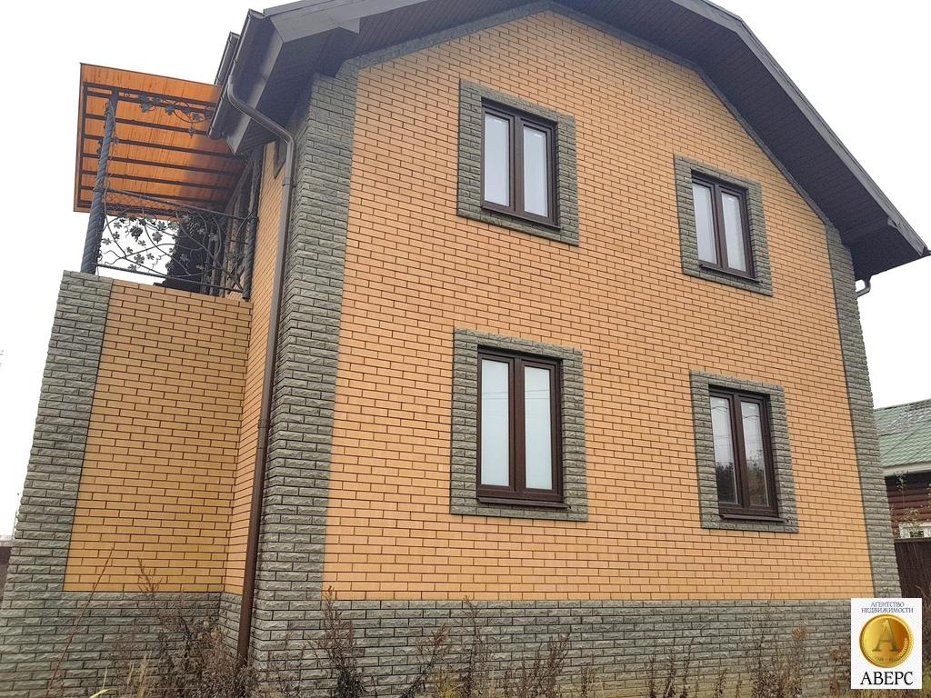 Жилой дом 200 кв. м д.Зверево ул.Спасская - Фото 2