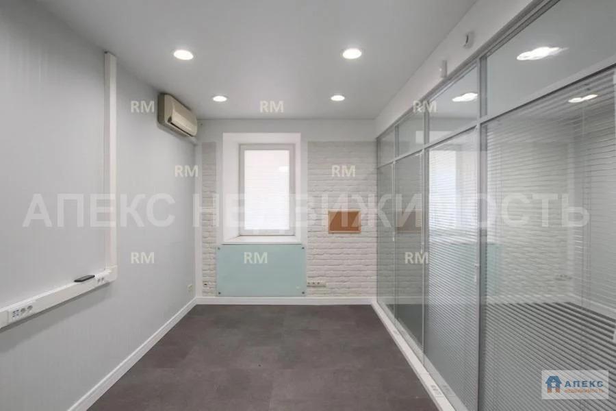 Аренда офиса 198 м2 м. Курская в бизнес-центре класса В в Басманный - Фото 6