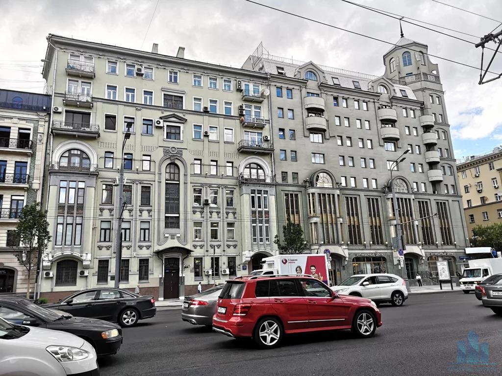 Сдается Офис. , Москва г, Садовая-Кудринская улица 25 - Фото 1
