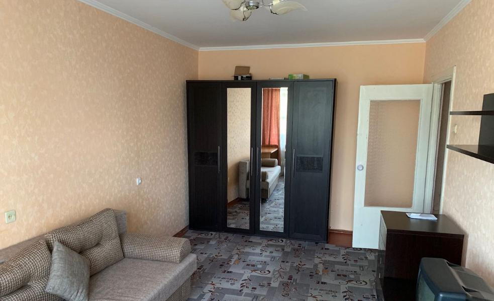 Продам 1-к квартира проспект Победы 4/9 эт. Пл: 35 м2 - Фото 6