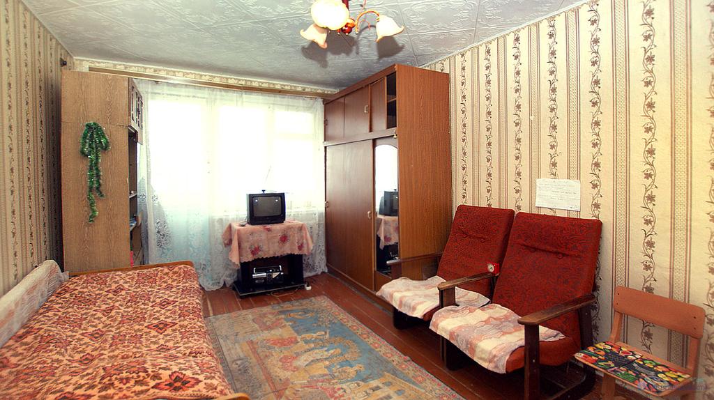 Однокомнатная квартира в городе Волоколамске на ул. Энтузиастов - Фото 3