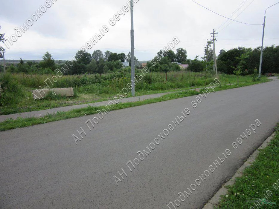 Киевское ш. 20 км от МКАД, Птичное, Участок 15 сот. - Фото 4