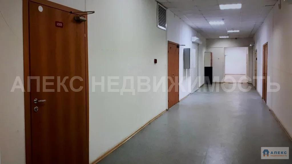 Аренда офиса 319 м2 м. Профсоюзная в бизнес-центре класса В в . - Фото 8