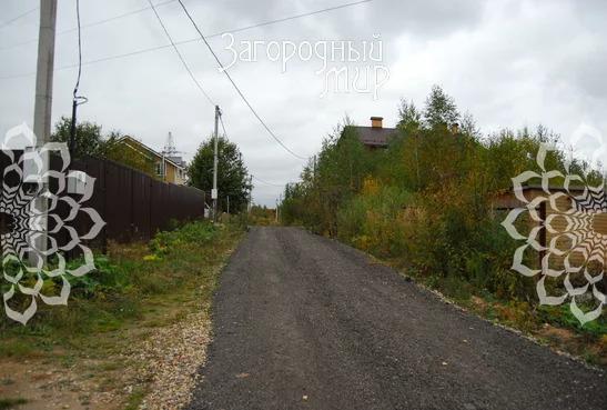 Продам участок, Дмитровское шоссе, 28 км от МКАД - Фото 5