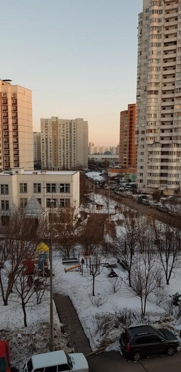 4-х комнатная квартира м.Братиславская - Фото 20
