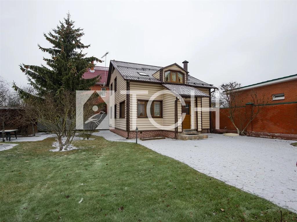 Дом, Лосино-Петровский , ул Межевая - Фото 0