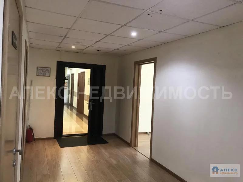 Аренда офиса 123 м2 м. Белорусская в бизнес-центре класса В в Тверской - Фото 2