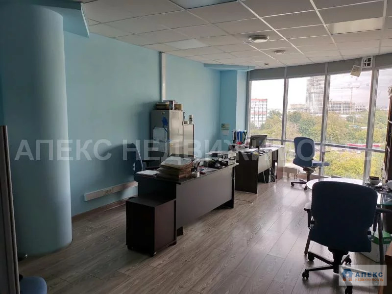 Аренда офиса 145 м2 м. Бутырская в бизнес-центре класса В в Бутырский - Фото 2