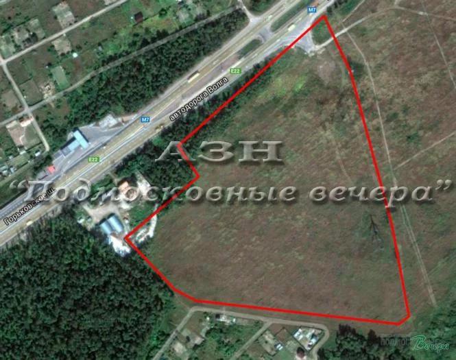 Горьковское ш. 42 км от МКАД, Ногинск, Участок 783 сот. - Фото 13