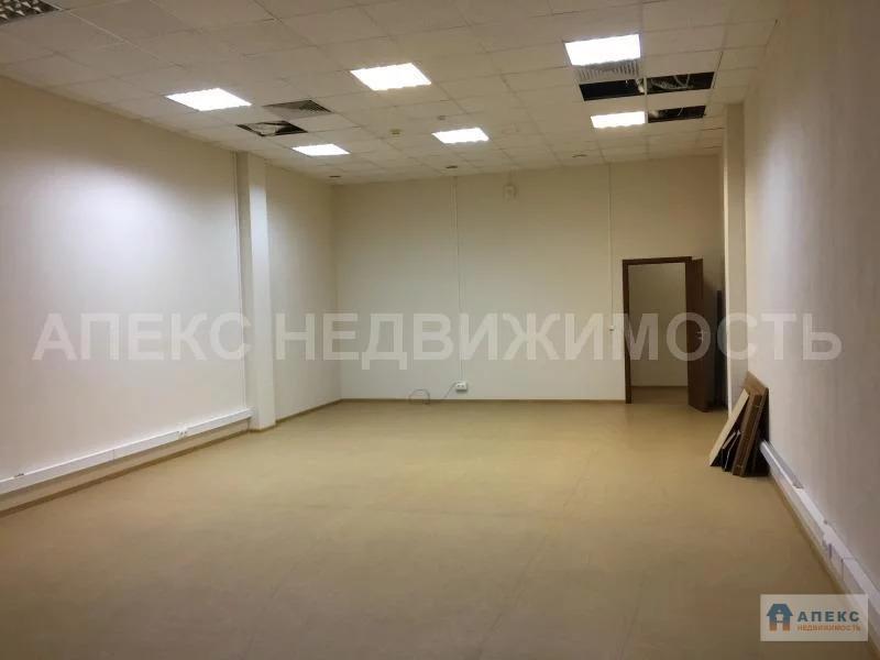Аренда офиса 70 м2 м. Нагатинская в бизнес-центре класса В в Нагорный - Фото 2