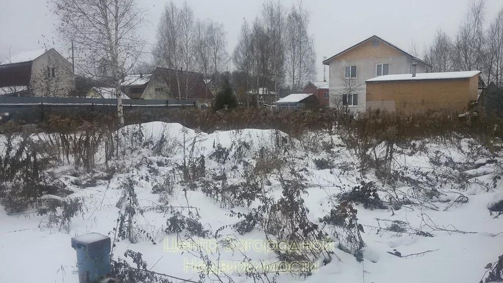 Участок, Щелковское ш, Ярославское ш, 19 км от МКАД, Образцово пос. . - Фото 0