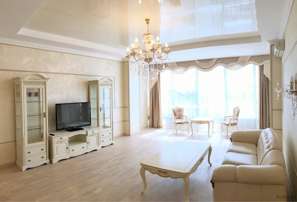 2-ая квартира в живописном Гурзуфе в элитном жилом комплексе. Бассейн - Фото 17
