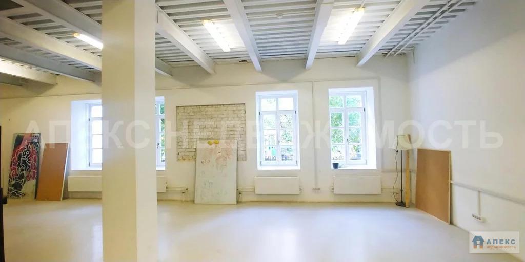 Аренда офиса 416 м2 м. Белорусская в особняке в Тверской - Фото 2