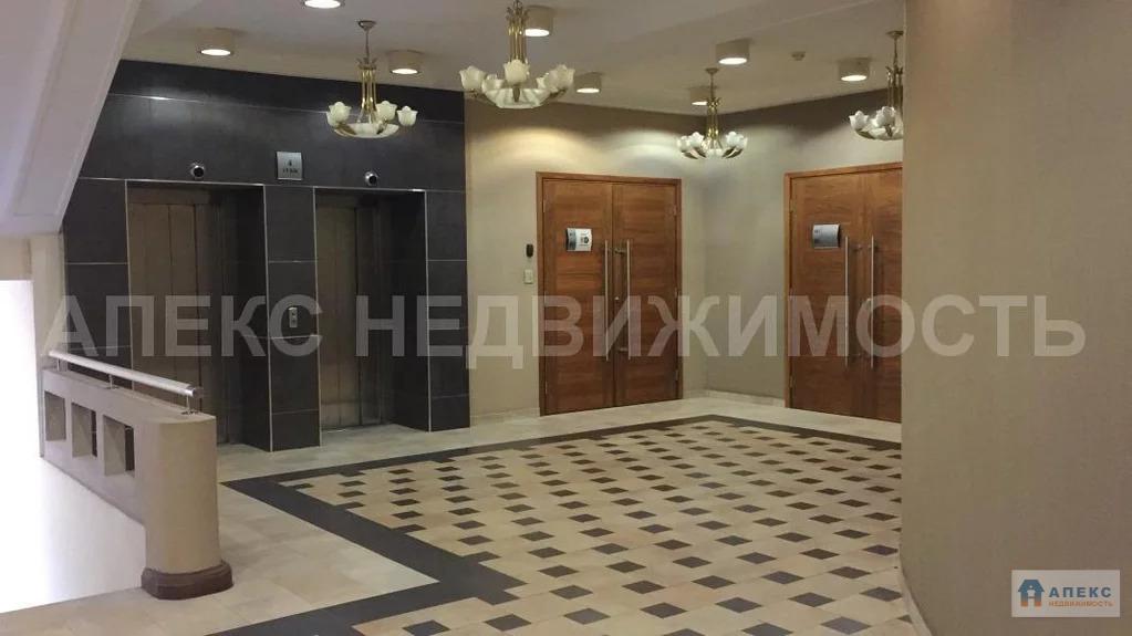 Аренда офиса 405 м2 м. Бауманская в бизнес-центре класса В в Басманный - Фото 0
